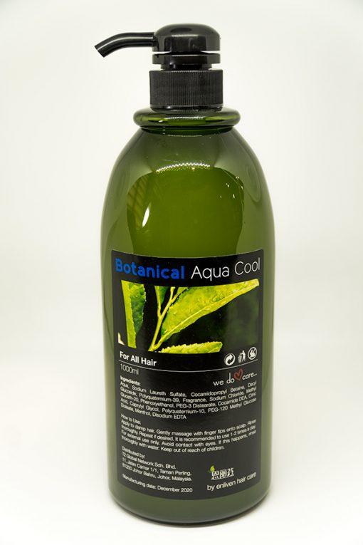 Botanical Aqua Cool Shampoo 1000ml