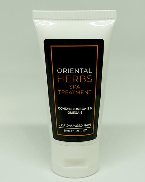 Oriental Herbs Spa Hair Treatment
