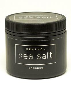 Sea Salt Shampoo Menthol