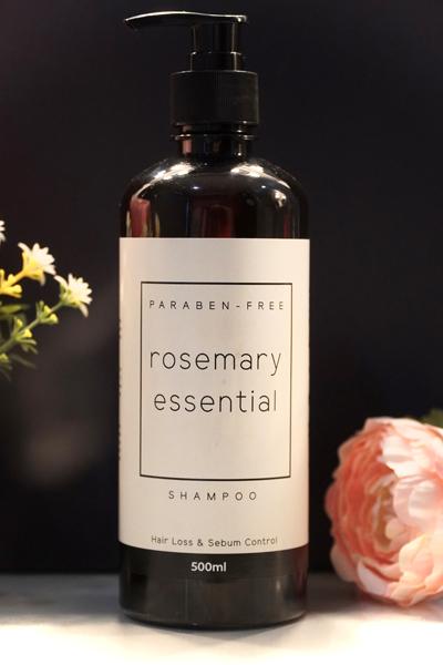 Rosemary Garden Shampoo Oil